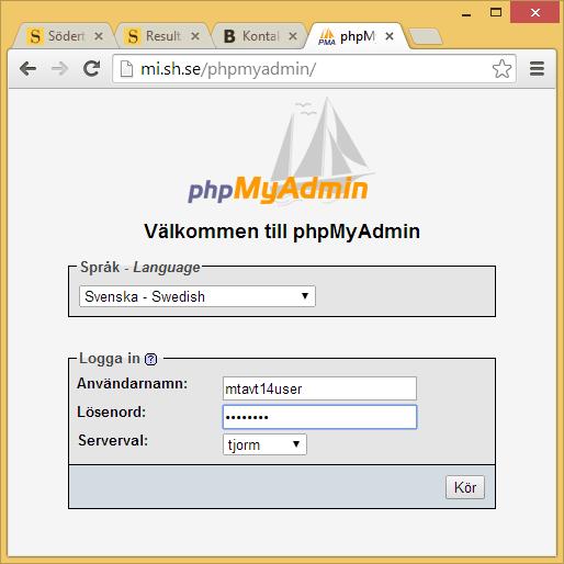 phpMyAdmin_mifs